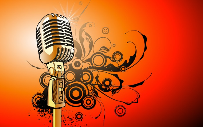 Beautiful-vector-microphone-wallpaper-music-wallpaper-art