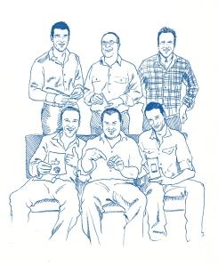 tapit team drawing