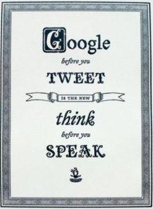 GoogleBeforeYouTweet