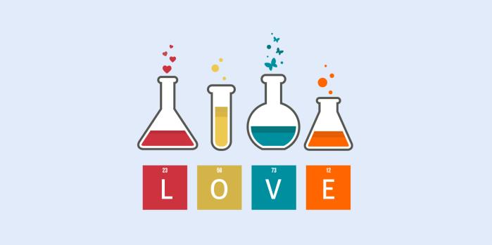 liefde-chemie